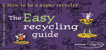 The easy recycling guide