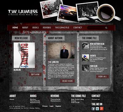 T W Lawless