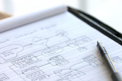 Website specifications development