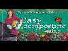 Easy composting guide